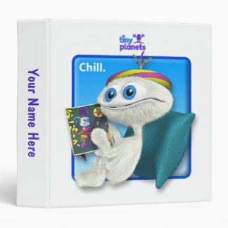Tiny Planets Bong - Chill. Binder