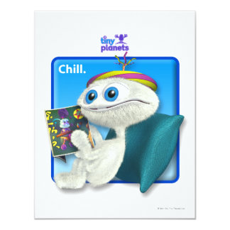 Tiny Planets Bong - Chill. Card