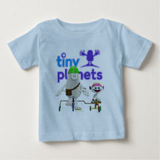 Tiny Planets Easy Rider Baby T-Shirt