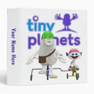 Tiny Planets Easy Rider Binder