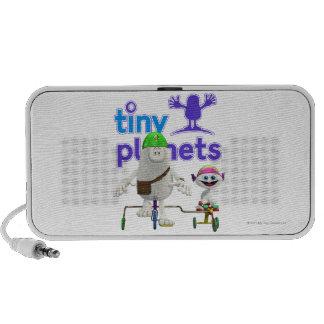 Tiny Planets Easy Rider PC Speakers