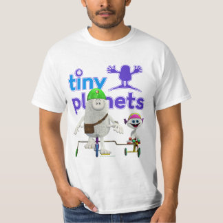 Tiny Planets Easy Rider T-shirts
