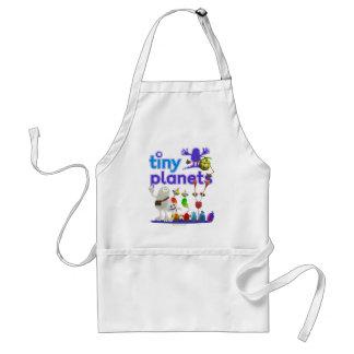 Tiny Planets Family Aprons