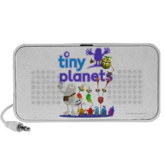 Tiny Planets Family Notebook Speaker