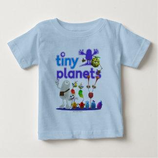 Tiny Planets Family T-shirt
