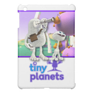 Tiny Planets Flocker Spotter Cover For The iPad Mini