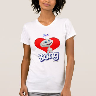 Tiny Planets - I Love Bong T Shirts