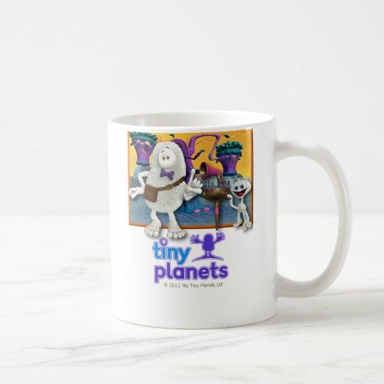 Tiny Planets Jammin' Session Coffee Mug