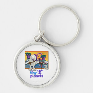 Tiny Planets Jammin' Session Keychain