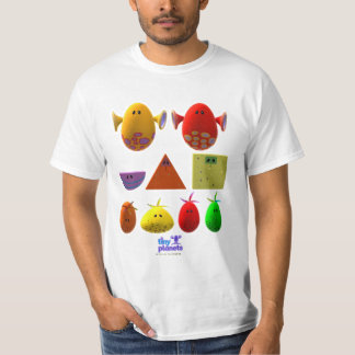 Tiny Planets Locals T-Shirt