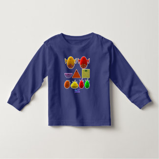 Tiny Planets Locals Toddler T-shirt