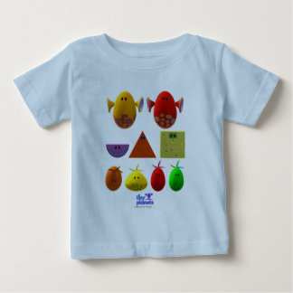 Tiny Planets Locals Infant T-shirt