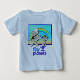 Tiny Planets - Making Rainbows Tee Shirts