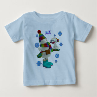 Tiny Planets Snow Problem T Shirts
