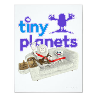 Tiny Planets Sofa Safari Card