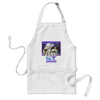 Tiny Planets - Time to Go Aprons