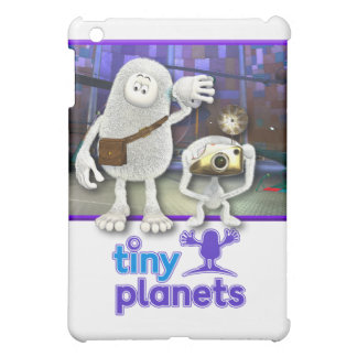 Tiny Planets - Time to Go iPad Mini Covers