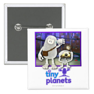 Tiny Planets - Time to Go Pins