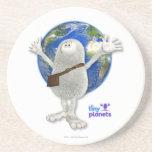 Tiny Planets Whole World Coasters