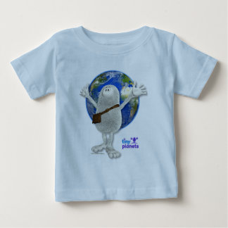 Tiny Planets Whole World Tee Shirt