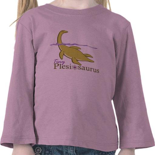 Tiny Plesiosaurus Tee Shirt