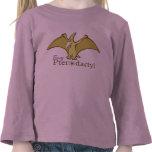 Tiny Pterodactyl T-shirts
