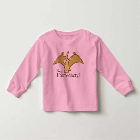 Tiny Pterodactyl Toddler T-shirt