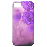 Tiny Purple Flowers iPhone 5 Cover