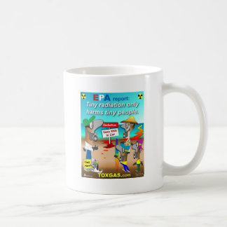 Tiny Radiation Coffee Mug