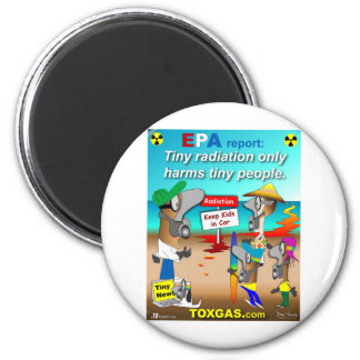 Tiny Radiation Magnet