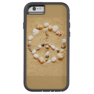 Tiny Seashell Peace Sign iPhone 6 Case