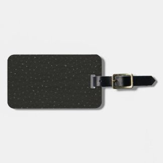 Tiny Sequined Texture Look Bag Tag