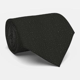 Tiny Sequined Texture Look Tie