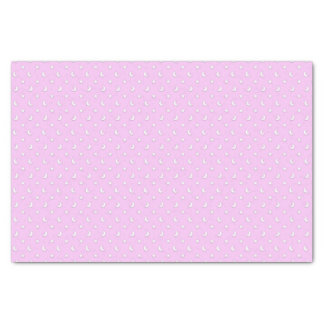 """Tiny Stars and Moons on Light Purple Pink 10"""" X 15"""" Tissue Paper"""