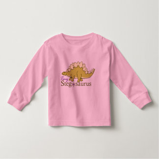 Tiny Stegosaurus Toddler T-shirt
