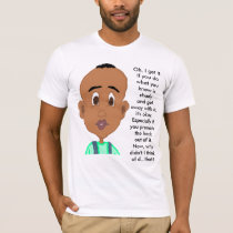 Tiny Talks Customizable T-Shirt