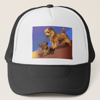 Tiny Terror Trucker Hat
