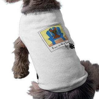 Tiny the Chihuahua Dog Tee Shirt
