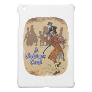 Tiny Tim on Bob Crachit s shoulder iPad Mini Cover