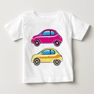 Tiny Tiny Small Car mini vehicle Vector Baby T-Shirt