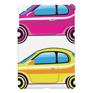 Tiny Tiny Small Car mini vehicle Vector iPad Mini Cover