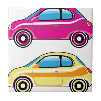 Tiny Tiny Small Car mini vehicle Vector Tile