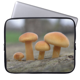 Tiny Toadstools Laptop Sleeve