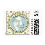 Tiny Toes Stamp B