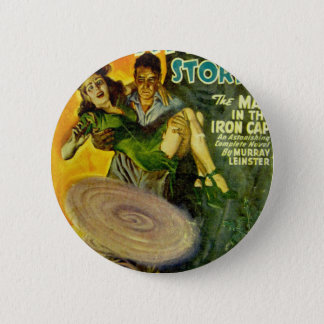 Tiny Tornado Pinback Button