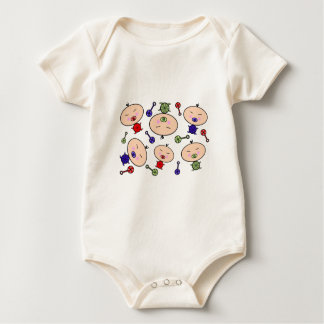 Tiny Tots Baby Pattern Creeper