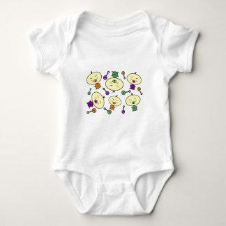 Tiny Tots Baby Pattern Shirt