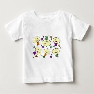 Tiny Tots Baby Pattern T-shirt