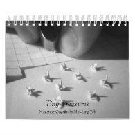 Tiny Treasures Calendar