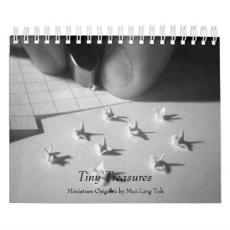 Tiny Treasures Calendar